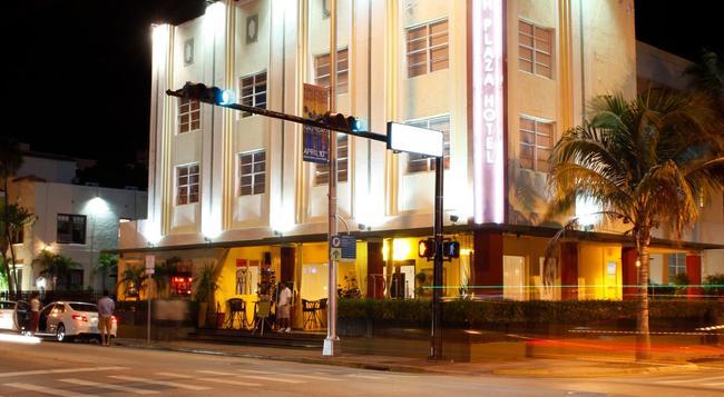 South Beach Plaza Villas - Miami Beach - Building