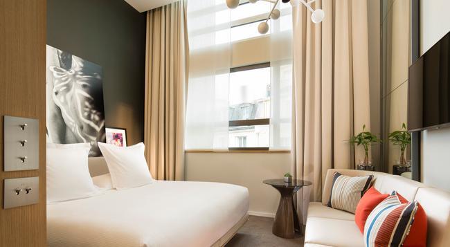 Le Cinq Codet - Paris - Bedroom