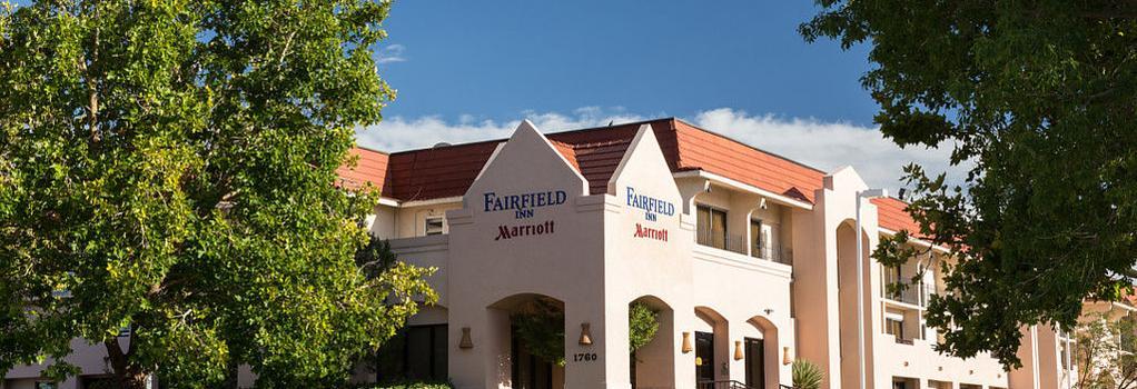 Fairfield Inn by Marriott Albuquerque University Area - Albuquerque - Building