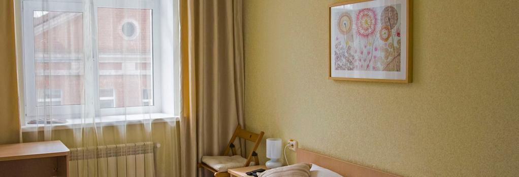 Silver Key Hotel - Nizhniy Novgorod - Bedroom