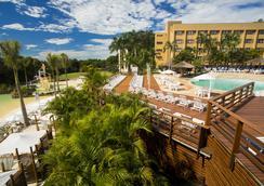 Mabu Thermas Grand Resort - Foz do Iguaçu - Outdoor view