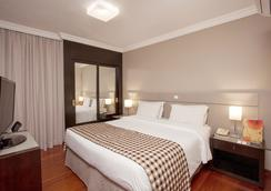 Mabu Curitiba Business - Curitiba - Bedroom