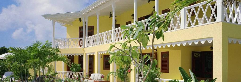 Four Seasons Resort - Nevis - Charlestown - Building