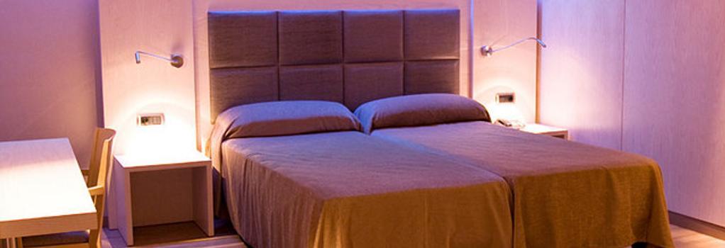 Hotel Barcelona House - Barcelona - Bedroom