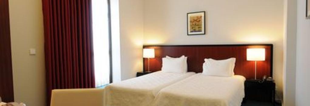 Hotel Torre Mar - Póvoa de Varzim - Bedroom