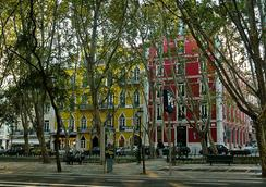 Inn Fashion Residence - Lisbon - Outdoor view