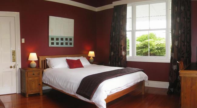 Lupton Lodge - Whangarei - Bedroom