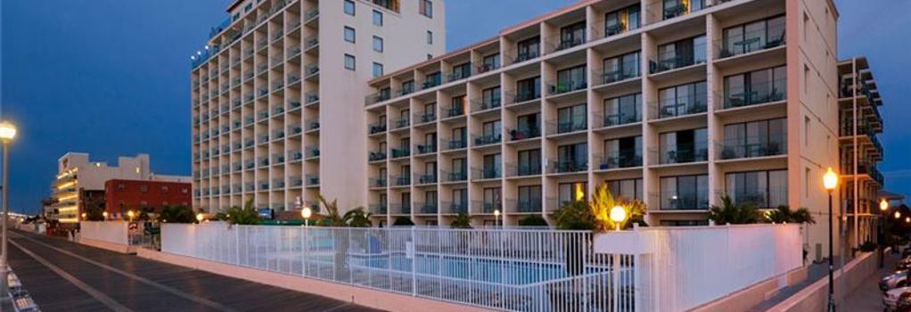 Quality Inn Boardwalk - Ocean City - Building