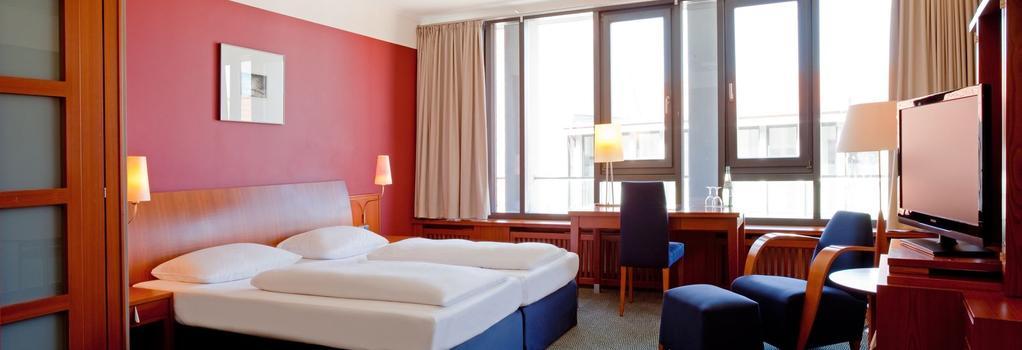 Steigenberger Hotel Sonne - Rostock - Bedroom