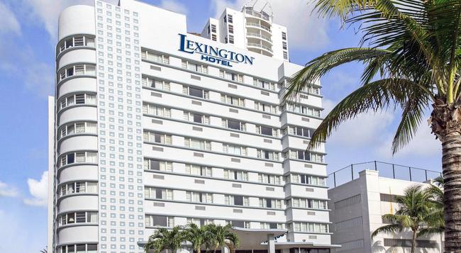 Lexington Hotel - Miami Beach - Miami Beach - Building