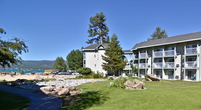 The Beach Retreat & Lodge at Tahoe - South Lake Tahoe - Building