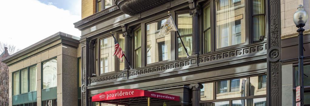 Hotel Providence - Providence - Building