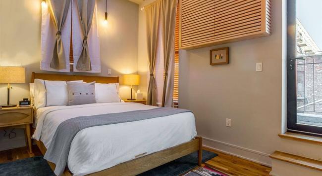 Franklin Guesthouse - Brooklyn - Bedroom