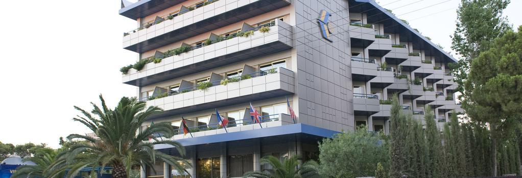 Emmantina Hotel - Glyfada (Attica) - Building