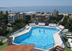 Emmantina Hotel - Glyfada (Attica) - Pool