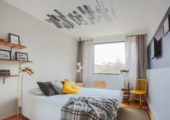 Fosshotel Lind - Reykjavik - Bedroom