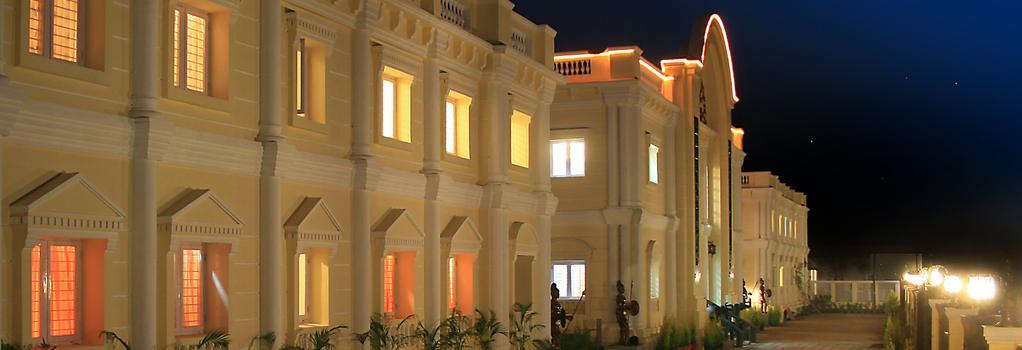 Kumararraja Palace - Yelagiri - Building