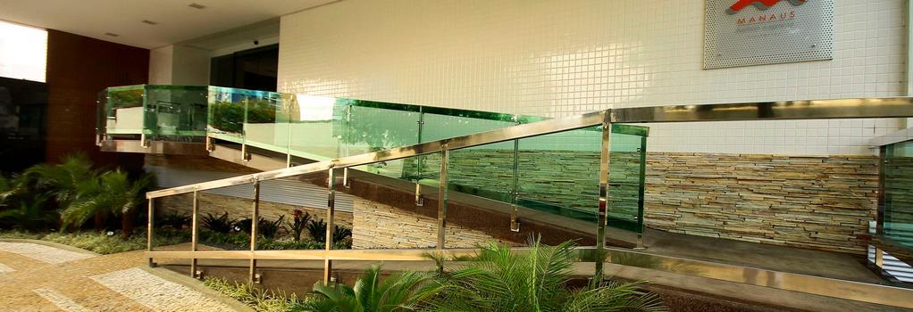Hotel Express Vieiralves - Manáus - Building