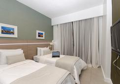 Hotel Adrianópolis All Suites - Manáus - Bedroom