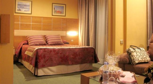 City House Florida Norte Hotel by Faranda - Madrid - Bedroom
