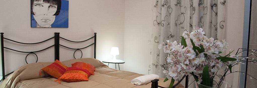 B&B Naxos Village - Giardini Naxos - Bedroom