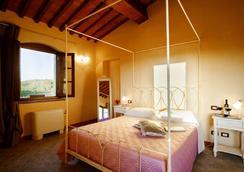 Antico Casale - San Gimignano - Bedroom