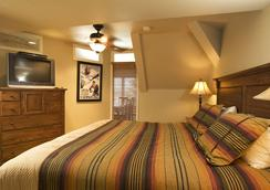 The Lodge At The Mountain Village By Asrl - Park City - Bedroom