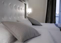 Inter Hotel Le Bristol - Strasbourg - Bedroom