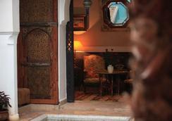 Riad Lyla Marrakech - Marrakesh - Lounge