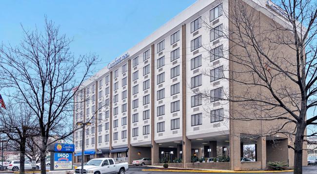 Comfort Inn Alexandria West - Landmark - Alexandria - Building
