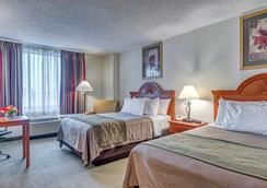Comfort Inn Alexandria West - Landmark - Alexandria - Bedroom