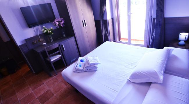 Hotel Mirti - Rome - Bedroom