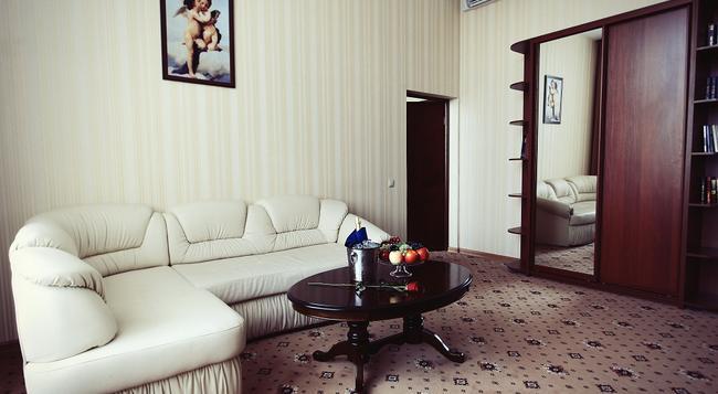 Viva Hotel - Moscow - Bedroom