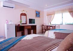 Golden Sand Hotel - Krong Preah Sihanouk - Bedroom