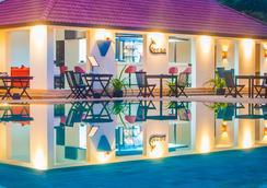 Lotus Blanc Resort - Siem Reap - Bar