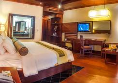 Borei Angkor Resort & Spa - Siem Reap - Bedroom