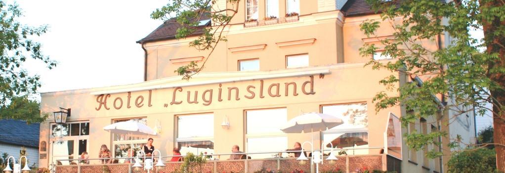 Flair Hotel Luginsland - Schleiz - Building