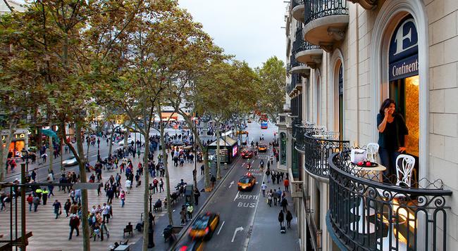 Hotel Continental Barcelona - Barcelona - Building