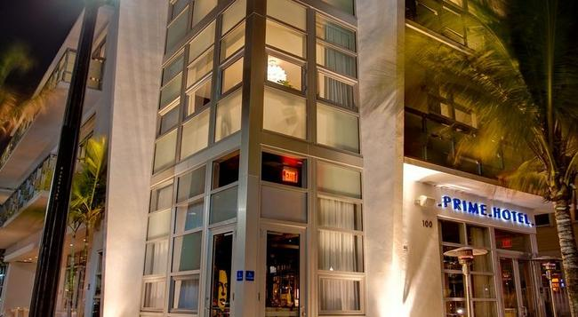 Prime Hotel - Miami Beach - Building