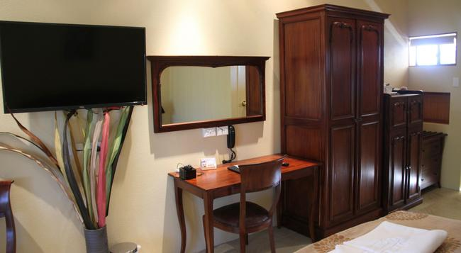 Overlander Homestead Motel - Roma - Bedroom