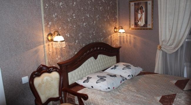Master And Margarita Hotel - Irkutsk - Bedroom