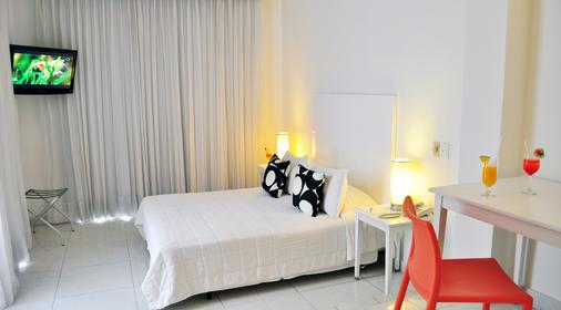 Madisson Inn Hotel Cartagena - Cartagena - Bedroom