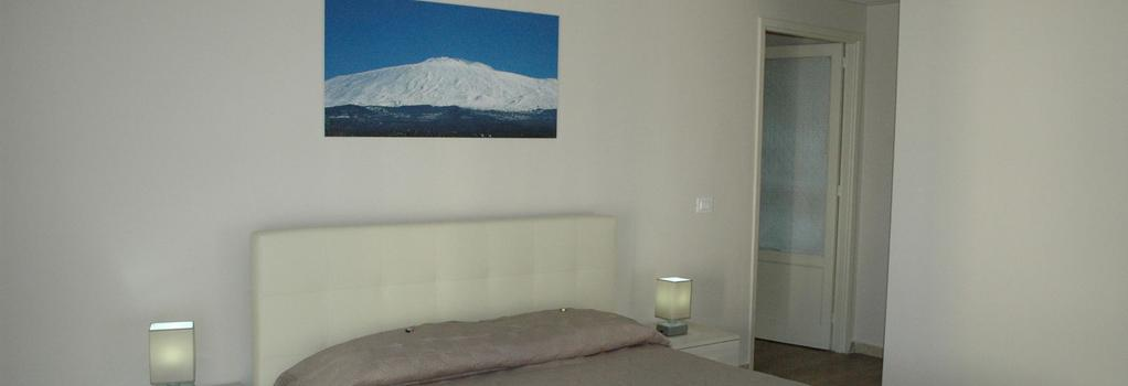 Prestige B&B - Catania - Bedroom