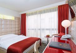 St Gotthard Hotel - Zurich - Bedroom