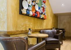 Continental Hotel Lausanne - Lausanne - Lounge