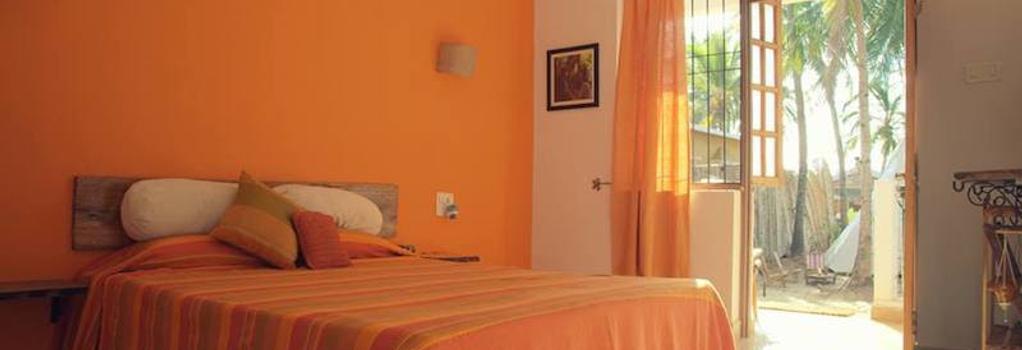 Vaayu Waterman's Village - Pernem - Bedroom