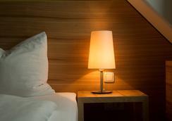 Alphotel - Innsbruck - Bedroom