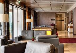 Alphotel - Innsbruck - Lobby