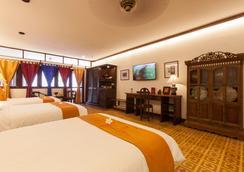 Hanumanalaya Boutique Residence - Siem Reap - Bedroom