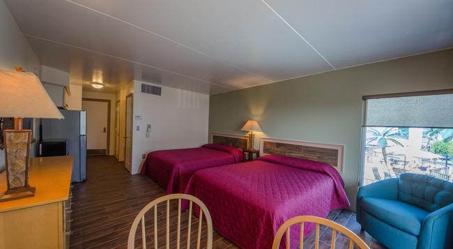 Ala Moana Motel - Wildwood - Bedroom